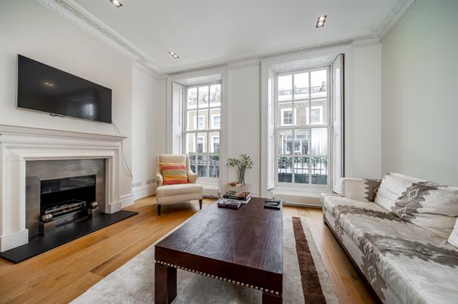 £6,716  per Calendar Month (Calculated), 2 Bedroom Duplex Apartment To Rent in London, SW3