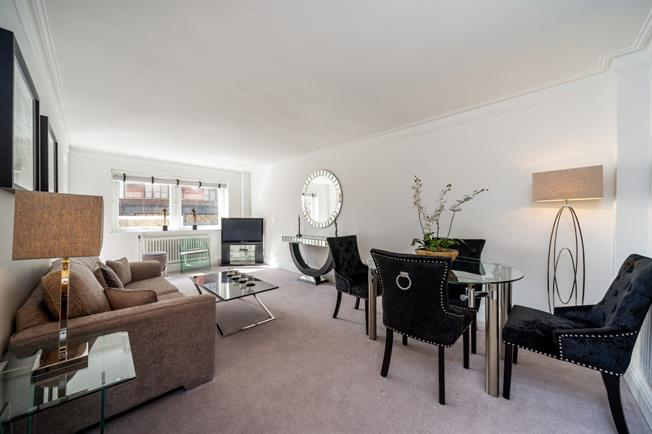 £4,311  per Calendar Month (Calculated), 2 Bedroom Apartment To Rent in London, SW1X
