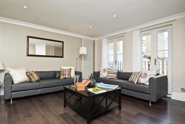 £3,466  per Calendar Month (Calculated), 2 Bedroom Flat To Rent in SW3