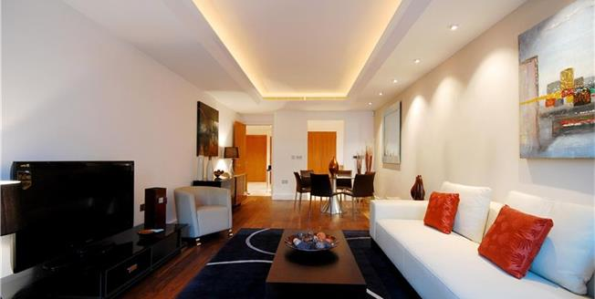 £6,478  per Calendar Month (Calculated), 1 Bedroom Apartment To Rent in London, SW7