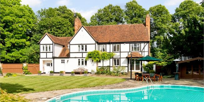 £5,000 per Calendar Month, 4 Bedroom Detached House To Rent in Bray, SL6
