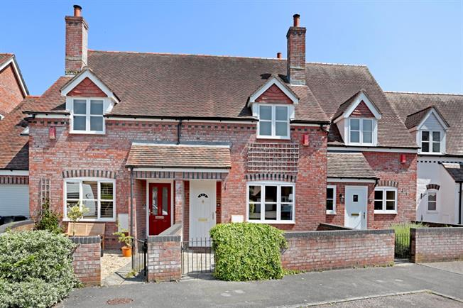 £1,100 per Calendar Month, 2 Bedroom House To Rent in Marlborough, SN8
