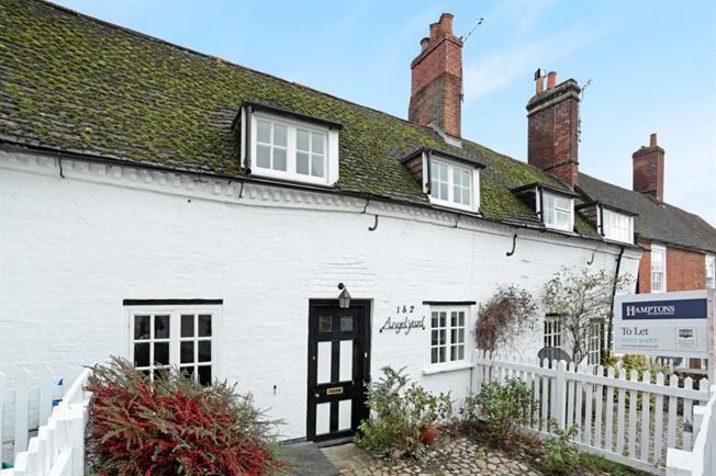 £1,400 per Calendar Month, 3 Bedroom House To Rent in Marlborough, SN8