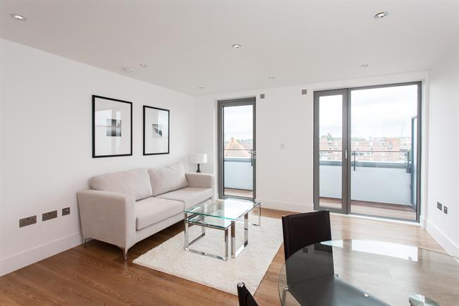 £2,015  per Calendar Month (Calculated), 1 Bedroom Apartment To Rent in London, W10