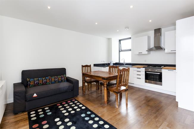 £1,386  per Calendar Month (Calculated), 1 Bedroom Apartment To Rent in London, NW10