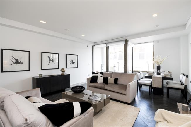 £5,416  per Calendar Month (Calculated), 2 Bedroom Flat To Rent in London, W2