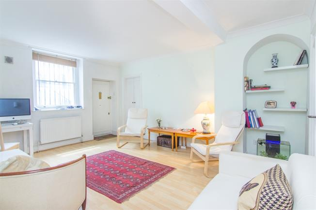 £1,516  per Calendar Month (Calculated), 1 Bedroom Flat To Rent in London, W11