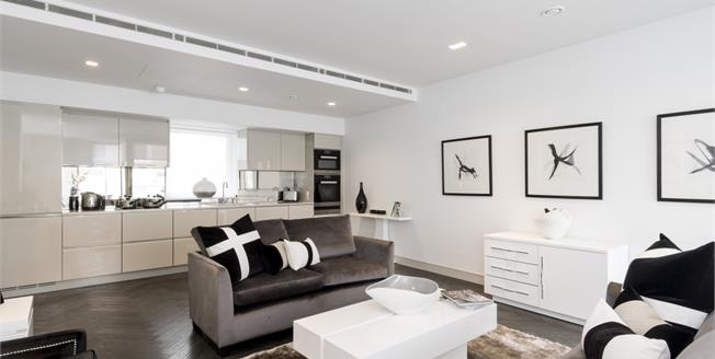 £4,983  per Calendar Month (Calculated), 2 Bedroom Flat To Rent in London, W2