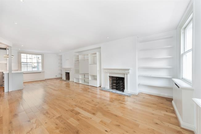 £5,633  per Calendar Month (Calculated), 2 Bedroom Flat To Rent in London, W2