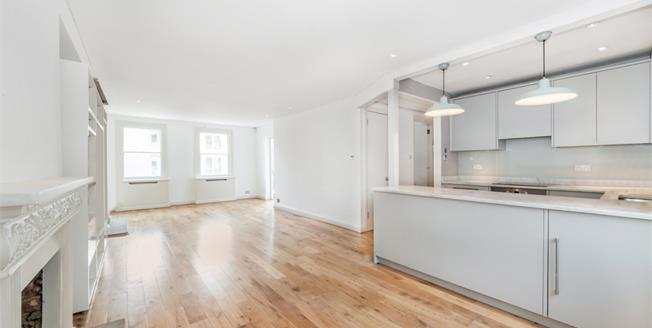 £6,716  per Calendar Month (Calculated), 2 Bedroom Flat To Rent in London, W2