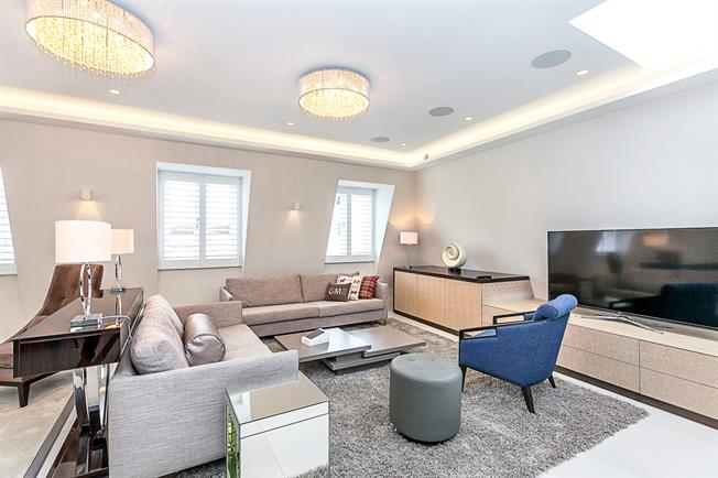 £11,999  per Calendar Month (Calculated), 3 Bedroom Apartment To Rent in London, W2