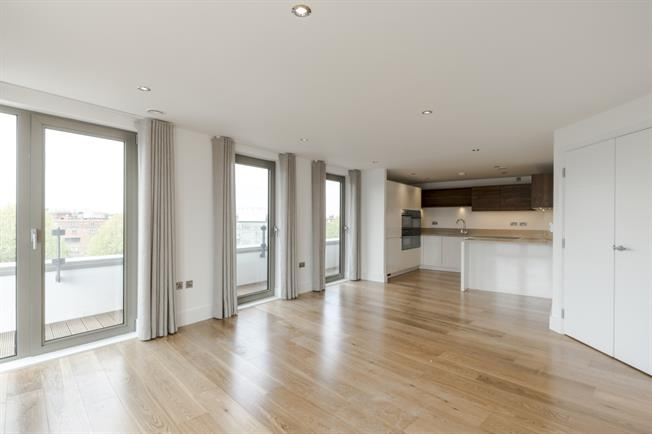 £3,250  per Calendar Month (Calculated), 2 Bedroom Apartment To Rent in London, W10