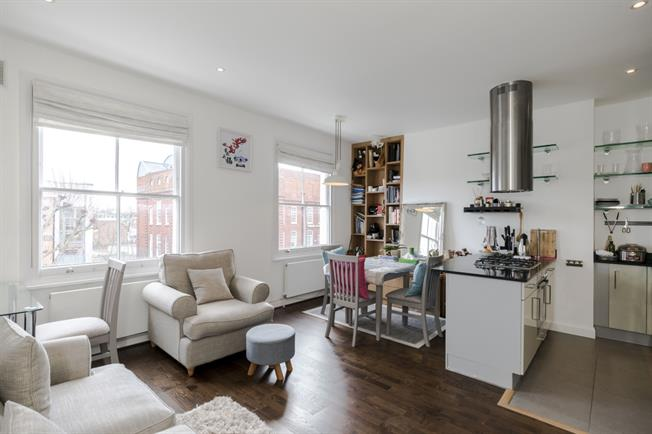 £2,145  per Calendar Month (Calculated), 1 Bedroom Apartment To Rent in London, W11