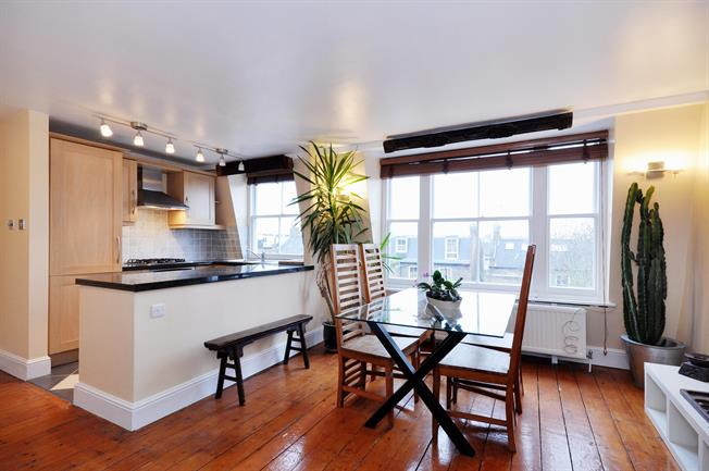 £2,383  per Calendar Month (Calculated), 2 Bedroom Apartment To Rent in London, W10