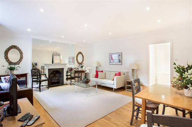 £4,311  per Calendar Month (Calculated), 2 Bedroom Apartment To Rent in London, W11