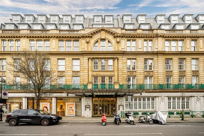 £2,162  per Calendar Month (Calculated), 1 Bedroom Apartment To Rent in London, W2