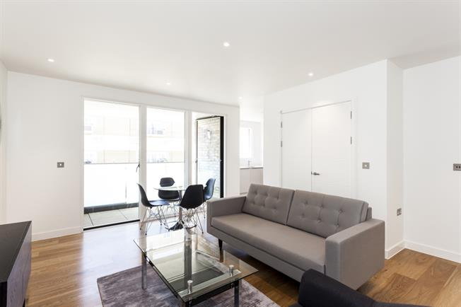 £1,950  per Calendar Month (Calculated), 2 Bedroom Apartment To Rent in London, NW6