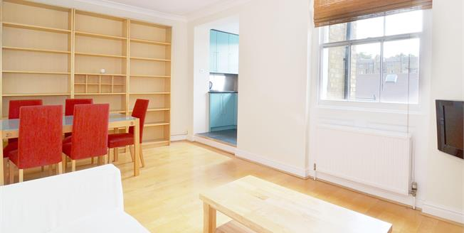 £1,928  per Calendar Month (Calculated), 2 Bedroom Flat To Rent in London, W2