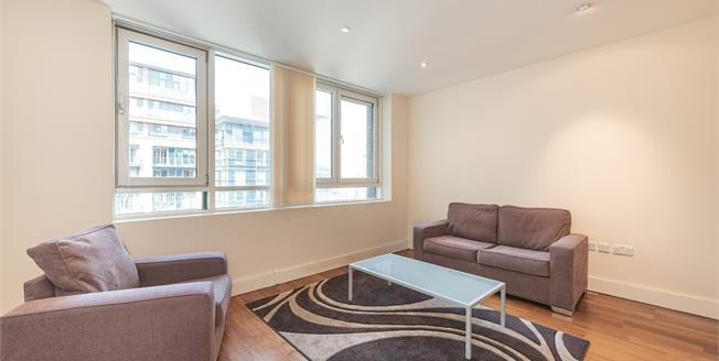 £2,036  per Calendar Month (Calculated), 1 Bedroom Apartment To Rent in London, W2