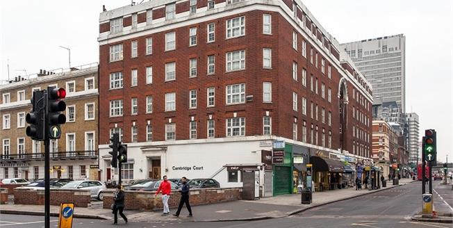 £1,191  per Calendar Month (Calculated), Apartment To Rent in London, W2