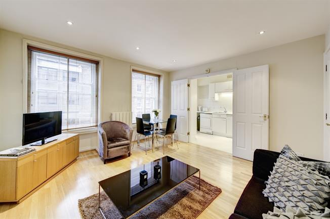£3,510  per Calendar Month (Calculated), 2 Bedroom Flat To Rent in London, W1U