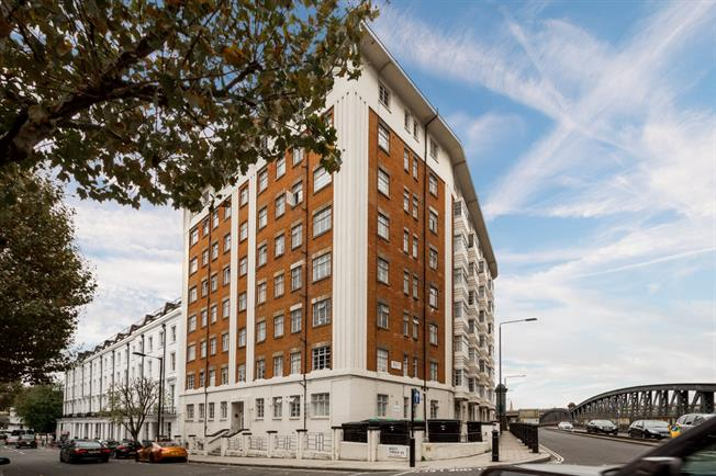 £1,711  per Calendar Month (Calculated), 1 Bedroom Apartment To Rent in London, W2