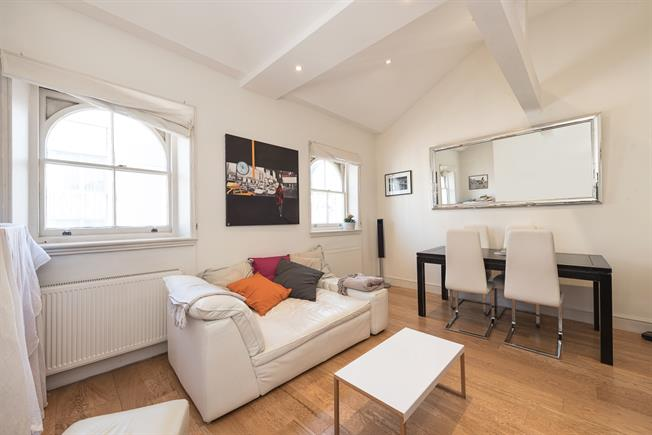 £1,885  per Calendar Month (Calculated), 1 Bedroom Flat To Rent in London, W2