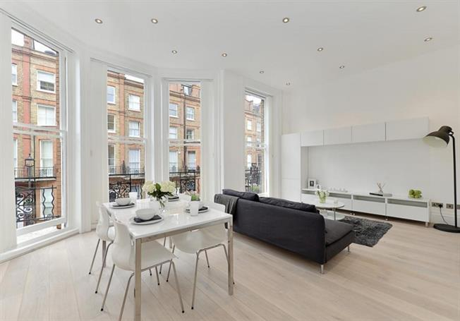 £4,311  per Calendar Month (Calculated), 1 Bedroom Apartment To Rent in London, W1U