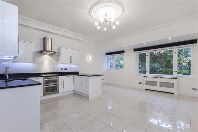 £3,445  per Calendar Month (Calculated), 3 Bedroom Apartment To Rent in London, W2