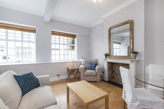 £1,993  per Calendar Month (Calculated), 1 Bedroom Flat To Rent in London, W2