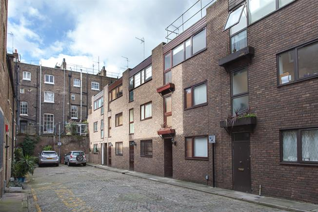 £3,076  per Calendar Month (Calculated), 2 Bedroom Mews House To Rent in London, W1T