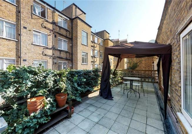 £1,711  per Calendar Month (Calculated), 1 Bedroom Flat To Rent in London, NW1