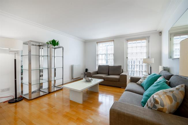 £4,116  per Calendar Month (Calculated), 3 Bedroom Mews House To Rent in London, W1H