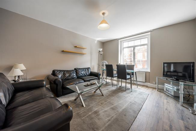 £2,383  per Calendar Month (Calculated), 2 Bedroom Flat To Rent in London, W1H