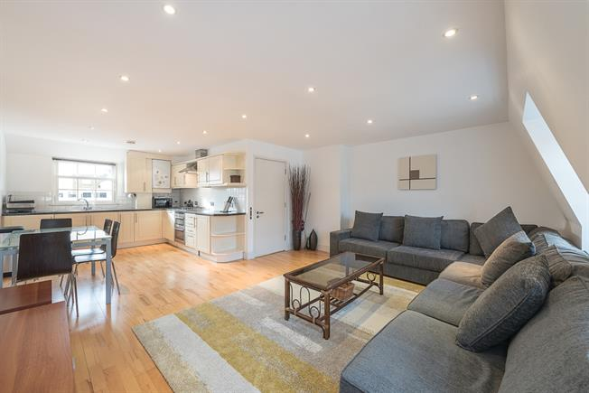 £2,491  per Calendar Month (Calculated), 2 Bedroom Apartment To Rent in London, W2
