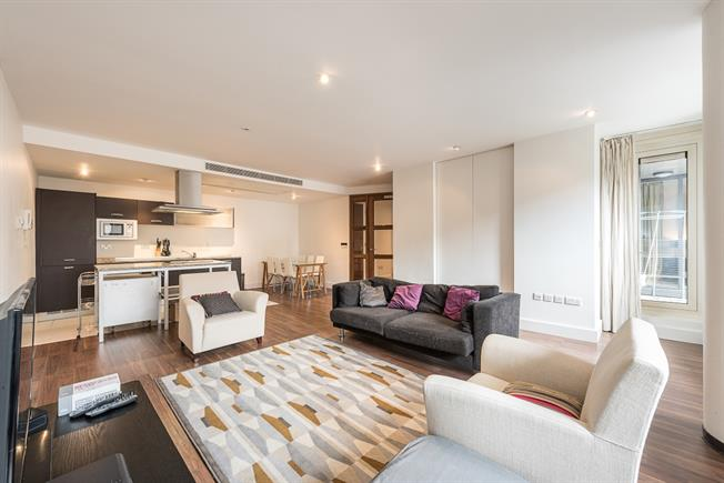 £4,116  per Calendar Month (Calculated), 3 Bedroom Apartment To Rent in London, W2