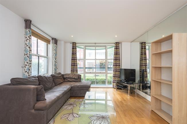 £1,820  per Calendar Month (Calculated), 1 Bedroom Apartment To Rent in London, NW1