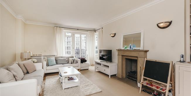 £3,141  per Calendar Month (Calculated), 3 Bedroom Flat To Rent in London, SW1P