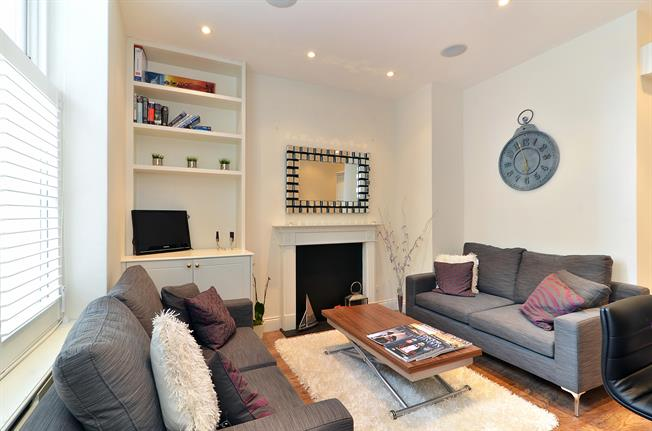 £2,535  per Calendar Month (Calculated), 2 Bedroom Flat To Rent in London, SW1V