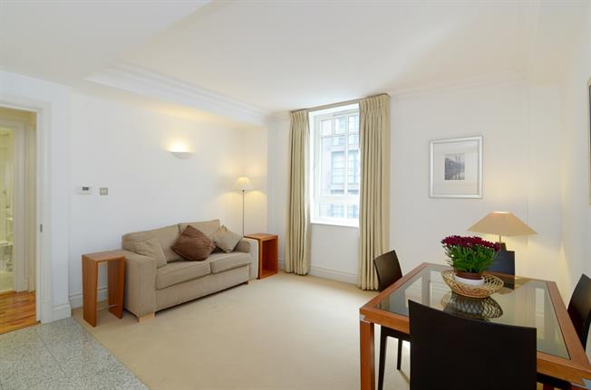 £1,776  per Calendar Month (Calculated), 1 Bedroom Flat To Rent in London, SW1P