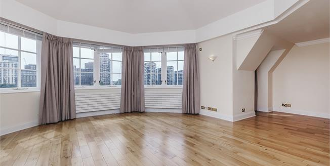 £3,900  per Calendar Month (Calculated), 2 Bedroom Flat To Rent in London, SW1V