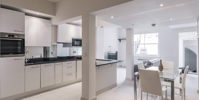 £2,816  per Calendar Month (Calculated), 3 Bedroom Flat To Rent in London, SW1V
