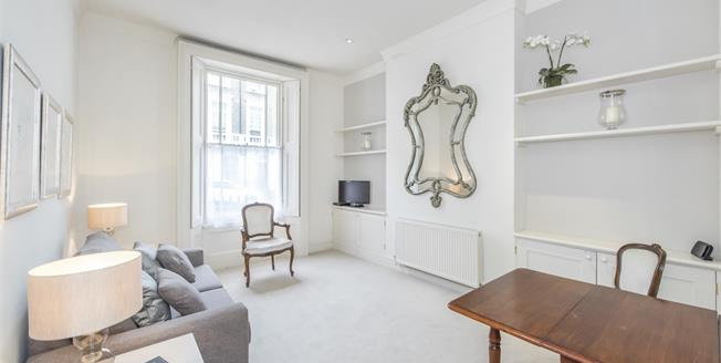 £3,250  per Calendar Month (Calculated), 1 Bedroom Flat To Rent in London, SW1V
