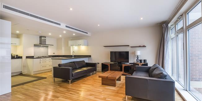 £2,925  per Calendar Month (Calculated), 2 Bedroom Apartment To Rent in London, SW1V