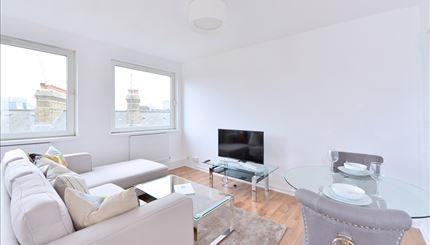 £2,231  per Calendar Month (Calculated), 1 Bedroom Flat To Rent in London, SW1P