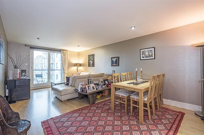 £2,383  per Calendar Month (Calculated), 2 Bedroom Apartment To Rent in London, SW8