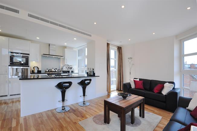 £3,445  per Calendar Month (Calculated), 3 Bedroom Apartment To Rent in London, SW1V