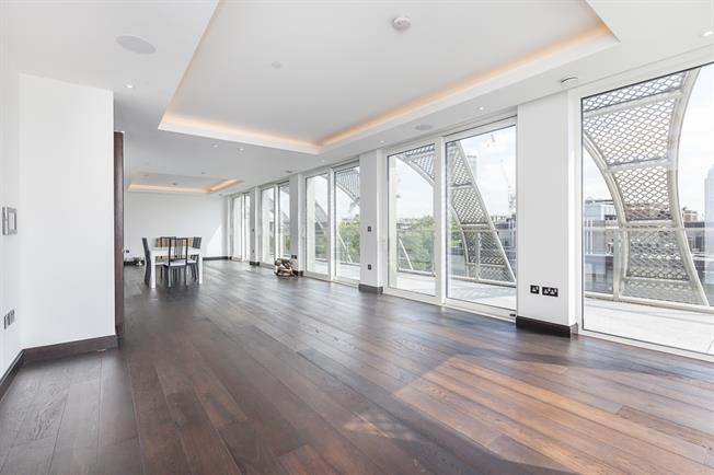 £13,650  per Calendar Month (Calculated), 3 Bedroom Apartment To Rent in London, SW1P