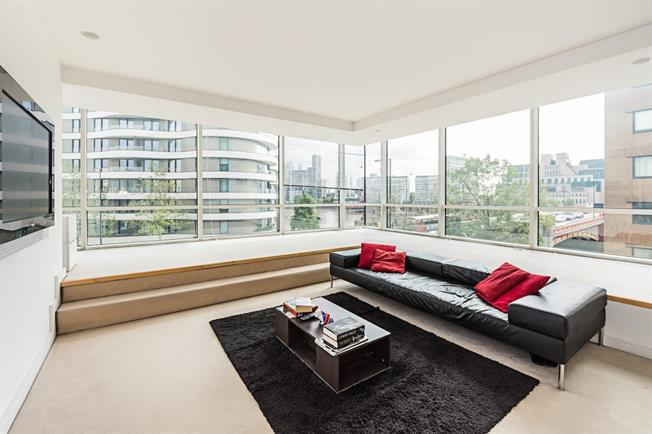 £2,383  per Calendar Month (Calculated), 1 Bedroom Apartment To Rent in London, SW1V