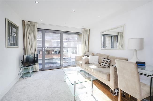 £2,123  per Calendar Month (Calculated), 1 Bedroom Apartment To Rent in London, SW1V